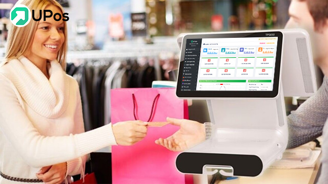Phần mềm UPos Quản lý Bán hàng thời trang Phổ biến năm 2020
