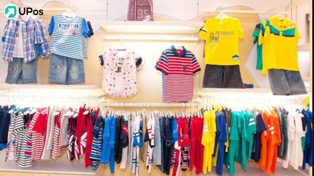 Chia sẻ kinh nghiệm bán hàng online quần áo trẻ em | UPOS