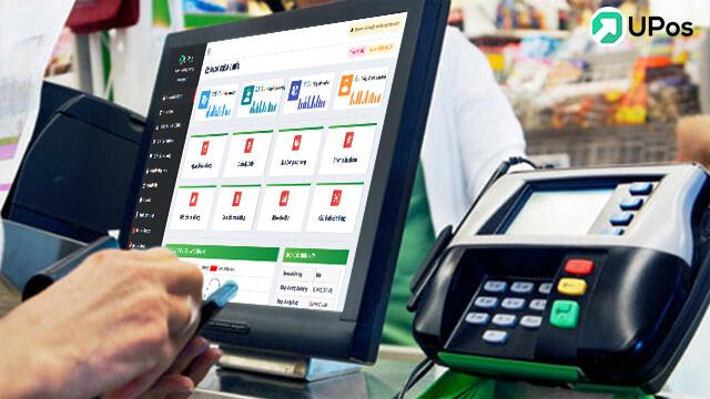 Phần mềm tính tiền UPOS Việt Nam chính xác và nhanh chóng