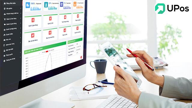 Phần mềm Bán hàng Online UPos Việt Nam Giá rẻ và Tốt nhất