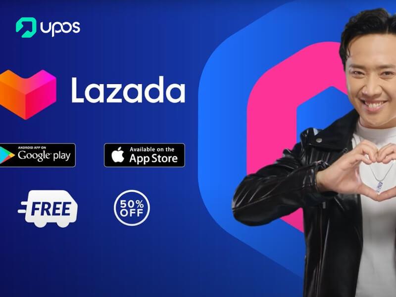 Tại sao nên chọn bán hàng Lazada?