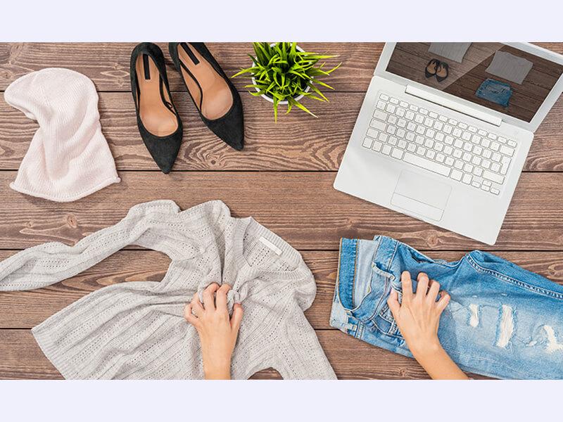 Tối ưu hóa chuyển đổi đơn hàng bán online quần áo thời trang