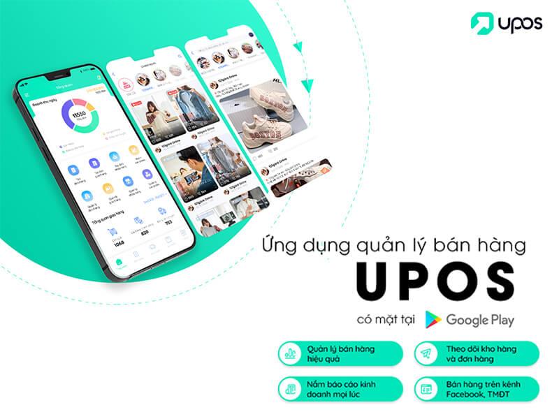 App quản lý bán hàng UPOS