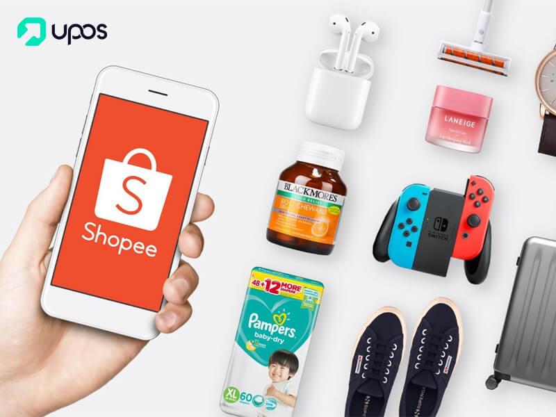 Thực hiện nghiên cứu thị trường bán hàng Shopee
