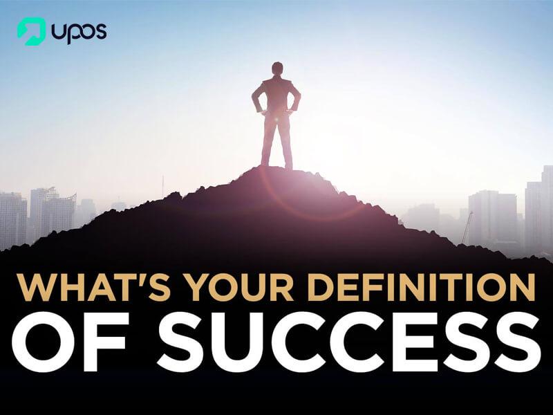 Nguyên tắc thành công là không bỏ cuộc