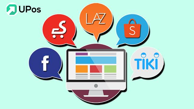 Top 7 trang bán hàng online uy tín tại Việt Nam